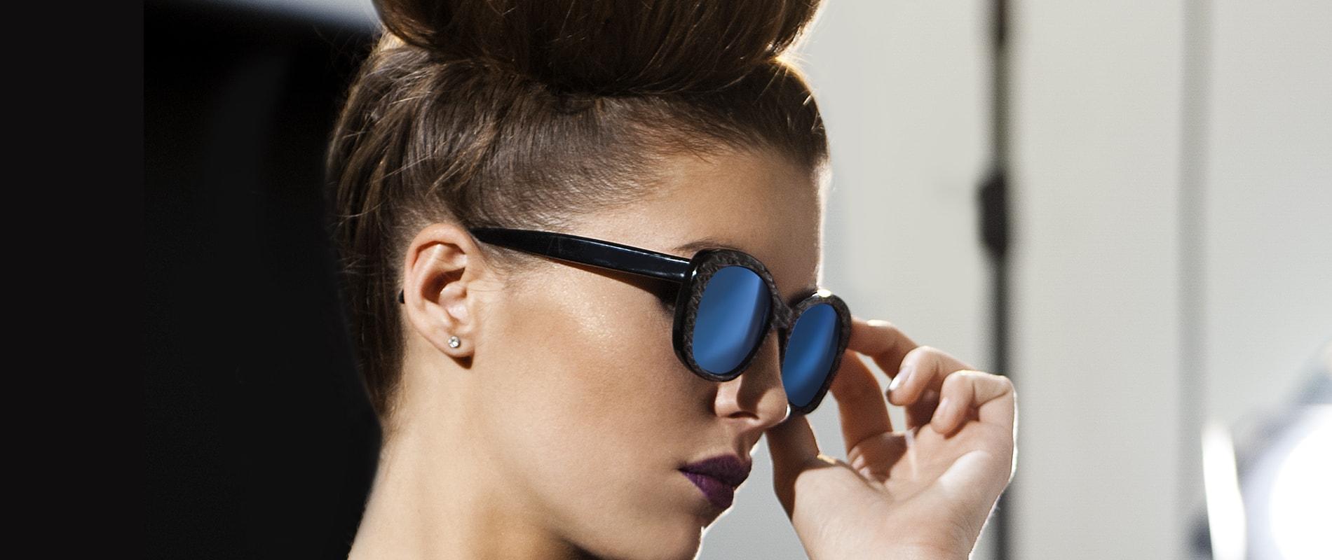 Glasses coating