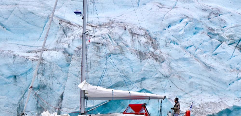 Northwest Passage Sailing