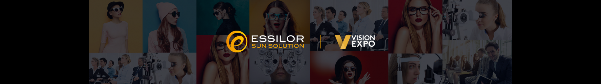 Essilor Sun Solution - Vision Expo New York